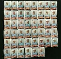 1985 Topps Baseball Benny Ayala #624 Lot of (46) Cards Orioles