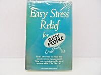 Easy Stress Relief For Busy People - Cassette Tape