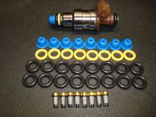 Ford Mustang V8 Fuel Injector Repair Rebuild Kit O-Rings, Spacers, Filters, Caps
