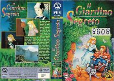 IL GIARDINO SEGRETO (1994) vhs ex noleggio