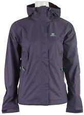 Salomon Women's Minim Full Zip Midlayer Jacket, Clearwater