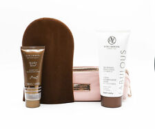 Vita Liberata Fabulous Medium Lotion 3 Pcs Set - Pink Bag NEW Damaged Box