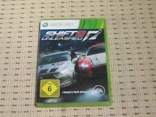 Need For Speed Shift 2 Unleashed für XBOX 360 XBOX360 *OVP*