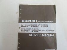 Suzuki df140 cowlings housings ebay suzuki outboard motor df90115 df140 four stroke service manual factory oem fandeluxe Gallery