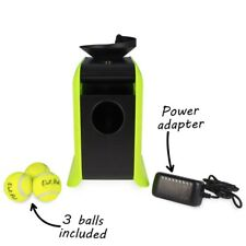 AUTOMATIC BALL LAUNCHER FOR DOGS TRAIN YOUR DOG TO PLAY with Treat Dispenser