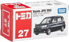 NEW Takara Tomy Tomica No.27 Toyota Japan Taxi / 1:62 mini car