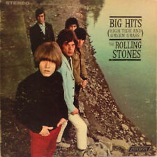 The Rolling Stones / Big Hits ( High Tide and Green Grass ) vinyl LP 1966 VG