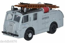 OXFORD DENNIS F8 DEVON FIRE BRIGADE-76F8005
