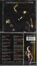 CD - VANESSA PARADIS : EN CONCERT LIVE / Inclus JOE LE TAXI MARILYN & JOHN MAXOU
