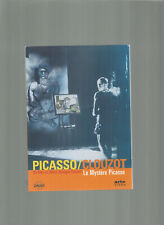 DVD - ART PICASSO / CLOUZOT LE MYSTERE PICASSO  ARTE VIDEO 2007 RARE