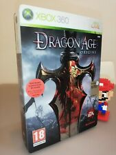 Dragon Age Origins Collector's edition Xbox 360 pal version like new