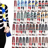 Canvas Stripes Shoulder Strap Adjustable Belt for Handbag Wallet DIY Purse Bag