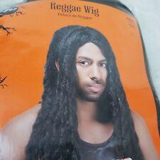 Reggae Wig Costume Accessory Adult One Size Unisex NEW