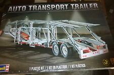 Revell 1/25 Auto Car Transport Trailer 1/25 MODEL CAR MOUNTAIN KIT 85-1509 FS