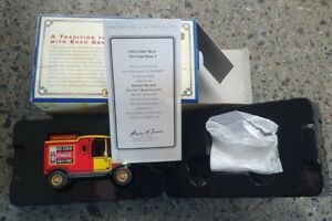 rare Coca Cola 1912 Ford Model T delivery truck from Premiere collection