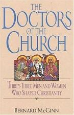 Doctors Of The Church: Thirty-Three Men and Women Who Shaped Christian-ExLibrary