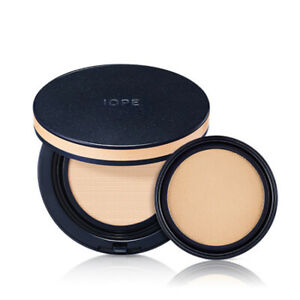 IOPE PERFECT COVER CUSHION SPF 50+ PA+++ 15g + Rifill  Non-sticky 24-hour makeup
