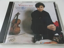 VANESSA-MAE - TCHAIKOVSKY & BEETHOVEN VIOLIN CONCERTOS - 1992 CD ALBUM - NEU!