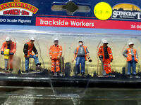Bachmann Scenecraft 36-049 Trackside Workers OO scale