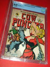 COW PUNCHER #6 AVON GOLDEN AGE 1947 CBCS 6.0