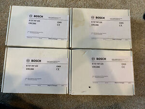 Lot Of 4 New Bosch CRC200 Programmable Thermostat Comfort Room Controller