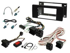 Range Rover Vogue L322 Double Din Car Stereo Fitting Kit With DSP Amp Bypass