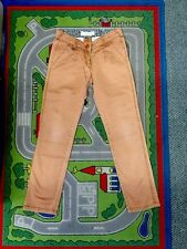 Tumble Dry Jeans Chino Style Gr 140 Braun Denim Cotton Verstellbar 1A