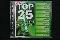 Top 25 Alabanzas Para Hoy - Maranatha! Latina  - New Sealed CD (C1171)