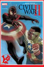 Civil War II Nº5 (couverture 2/2) (brian M. Bendis) | Panini