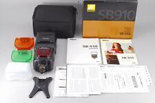 TOP MINT in BOX Nikon SB-910 Speedlight AF Shoe Mount Flash SB910 from Japan#n21