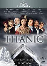The Titanic - Miniserie (Zweiteiler) - Catherine Zeta-Jones - Fernsehjuwelen DVD