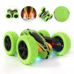 Ferngesteuertes Auto Stunt Auto für Kinder,RC Stunt Auto, 360 Spin 4WD 2,4 GHz