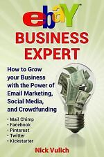 EBAY BUSINESS EXPERT - NEW PAPERBACK BOOK