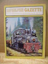 Narrow Gauge & Short Line Gazette 1981 Sep/Oct 1981 DRG Gondola cars 2