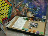 1984 Vintage Transformers Board Game - Defeat The Decepticons complete
