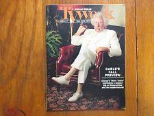 1991 Chicago Tribune TV Week(JASON ROBARDS/MARK TWAIN/BROOKLYN BRIDGE/PRINCESSES