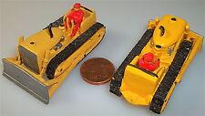 Caterpillar BULLDOZZER EPI II metallo kleinserie 1:87 Â