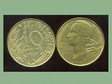 FRANCE  FRANCIA  10 centimes 1993 marianne  ( bis )