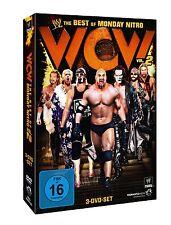 THE BEST OF WCW MONDAY NIGHT NITRO VOL 2 3er [DVD] NEU DEUTSCH WWE