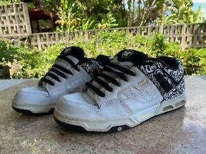 DVS Bexley Heir Size 12 Used Shoe /