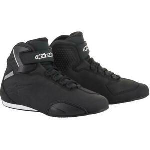 Paire chaussure montante moto route Alpinestars SEKTOR ROAD RIDING taille 40.5