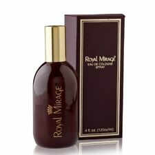 ROYAL MIRAGE BROWN EAU DE COLOGNE FOR MEN WITH FREE WORLDWIDE SHIPPING - 120 ML