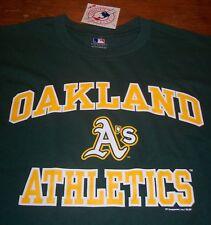 OAKLAND ATHLETICS A'S MLB BASEBALL T-Shirt LARGE NEW w/ TAG