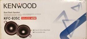KENWOOD KFC-835C DUAL DASH SPEAKER