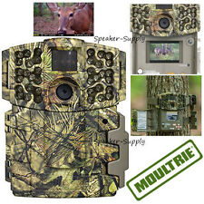 "Moultrie M-999i Mini Game Trail Camera 20MP Camo Cam 2"" Digital LCD Invisible IR"