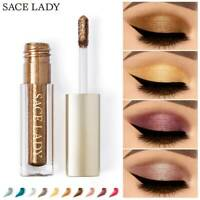 SACE LADY Glitter Metals Eyeshadow Glow Liquid Shimmer Eye Shadow Waterproof
