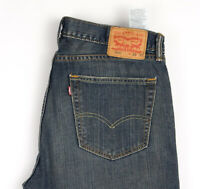 Levi's Strauss & Co Hommes 505 Jeans Jambe Droite Taille W36 L32 APZ1086