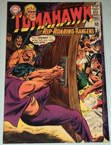 Tomahawk #113 Very Fine 1967 DC Comic Book Silver Age Western