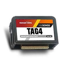 MAGIC SING Tagalog 4 Song Chip  over 870 Tagalog & English Songs w SONG LIST