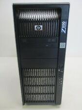 HP Workstation Z800 One Intel Six Core XEON X5650 @ 2.67GHZ 12GB RAM No HD